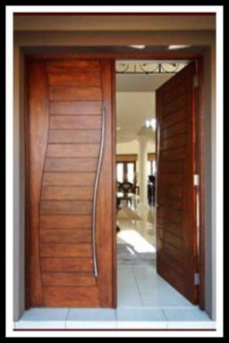 Make Twice The Impression With These Front Double Door Designs The Urban Guide